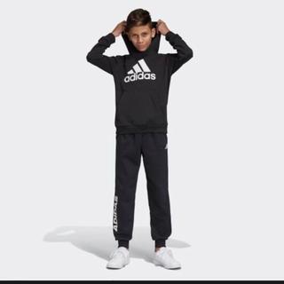 アディダス(adidas)のアディダス パーカー フーディー トレーナー キッズ ジュニア 160 新品タグ(Tシャツ/カットソー)