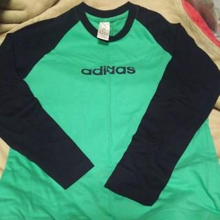 新品未使用★adidas長そでTシャツ