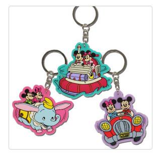 Disney - キーチェーン レトロ ダンボ ディズニー