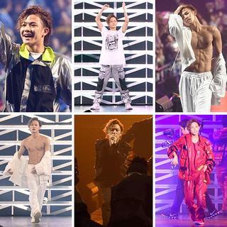 岩谷翔吾 THE RAMPAGE LIVE TOUR 2019 生写真20枚