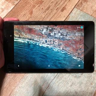 ASUS - タブレット ASUS Nexus7