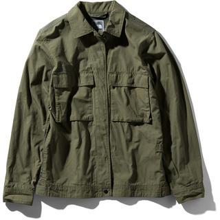 ザノースフェイス(THE NORTH FACE)のノースフェイス ファイヤーフライ  シャツ ジャケット XL(ミリタリージャケット)