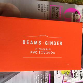 ビームス(BEAMS)のGINGER  7月号  付録 (ファッション)