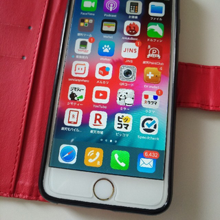 iPhone - DOCOMOドコモ iphone 6  超美品バッテリー交換済