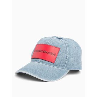 10056cabede5 カルバンクライン(Calvin Klein)のCalvin klein スーパーレアなデニム帽子(キャップ)