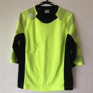 adidas  Tシャツ(七分袖)Lサイズ