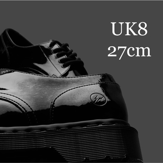 FRAGMENT - UK8 27cm Fragment Design x Dr. Martens