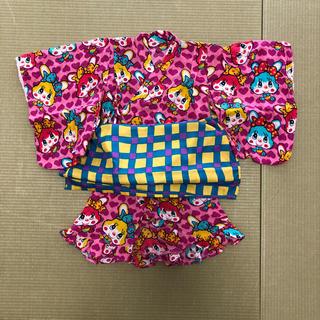 グラグラ(GrandGround)の甚平浴衣グラグラGRAND GROUND★送料無料サイズ3(甚平/浴衣)