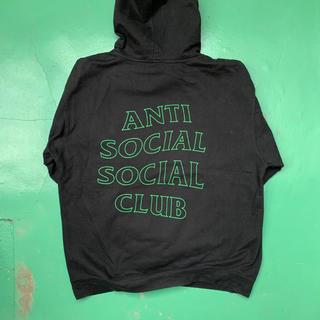Supreme - anti social social club パーカー