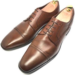 ホーキンス(HAWKINS)の【Hawkins Premium】★美品★ホーキンスプレミアム US9 革靴(ドレス/ビジネス)