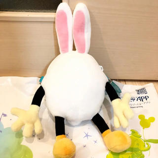 Disney - 【1点のみ】♡ディズニーイースター2019 うさたまパスケース♡