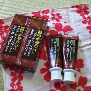 サンスター(SUNSTAR)の歯みがき粉  SUNSTAR  薬用塩歯磨き 2本組(歯磨き粉)