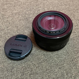 Panasonic - Lumix G vario 12-32 パンケーキレンズ