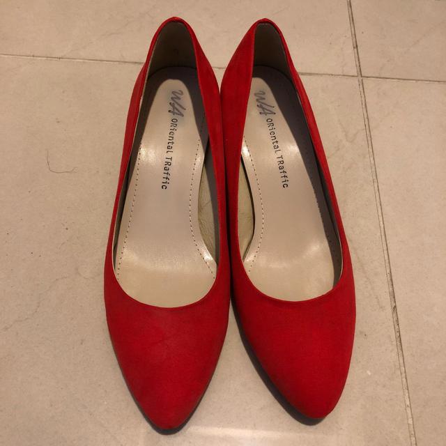 ORiental TRaffic(オリエンタルトラフィック)のORiental TRaffic パンプス♡ レディースの靴/シューズ(ハイヒール/パンプス)の商品写真