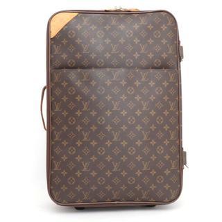 ルイヴィトン(LOUIS VUITTON)のルイヴィトン♡ペガス55キャリーバッグ・ガラガラカート♡モノグラム旅行鞄トランク(スーツケース/キャリーバッグ)