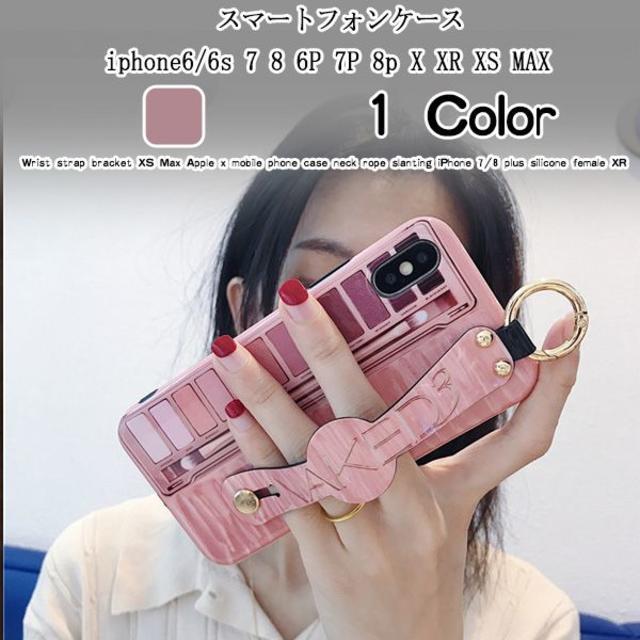 iphone かわいい 、 スマホケース 多機種 カバーアイフォン斜めがけの通販 by 菊|ラクマ