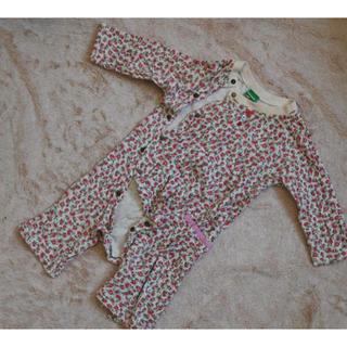 46e86d6a33056 ラグマート(RAG MART)のRAGMART 長袖 70サイズ 女の子 ラグマート カバーオール(カバーオール)