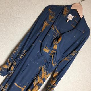 ヴィヴィアンウエストウッド(Vivienne Westwood)のヴィヴィアン ウェストウッド  ゴールドレーベル ワンピース ドレス 美品(その他ドレス)