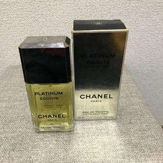 CHANEL - ●【残量9.5割】シャネル エゴイスト プラチナム 100ml●