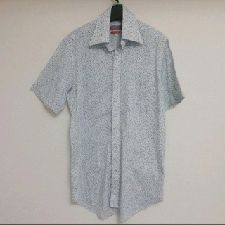 b0e76bd9adc65 スーツカンパニー(THE SUIT COMPANY)のCucitura☆半袖シャツ Mサイズ(シャツ