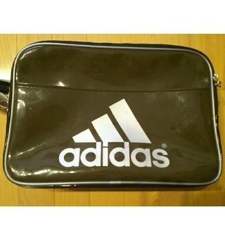 アディダス(adidas)のadidas エナメルスポーツバッグ(その他)