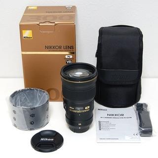Nikon - Nikon AF-S NIKKOR 300mm f/4E PF ED VR
