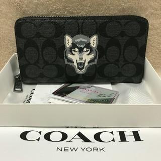 コーチ(COACH)のCOACH コーチ 長財布 新品 男女兼用 (長財布)