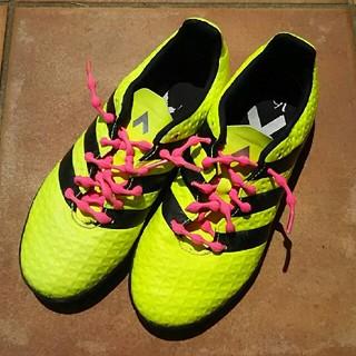 アディダス(adidas)のアディダス サッカーシューズ 21㎝(シューズ)