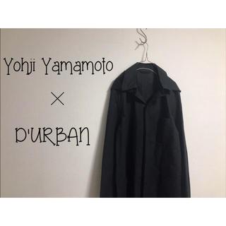 Yohji Yamamoto - Yohji Yamamoto  × DURBAN ロングコート シャツ モード