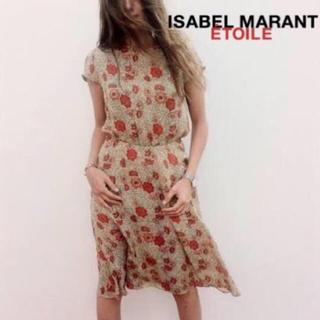 Isabel Marant - 極美品⭐️ISABEL MARANT ETOILE/イザベルマラン/ワンピース