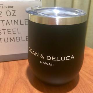 ディーンアンドデルーカ(DEAN & DELUCA)のラスト1つ ハワイ限定♡ 未使用 DEAN&DELUCA ステンレス製 ブラック(タンブラー)