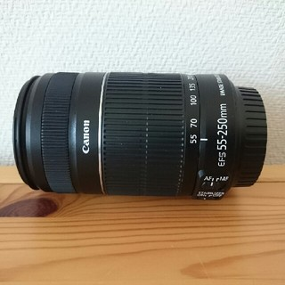 Canon - Canon EFS55-250㎜ IS Ⅱ、EF-S55-250㎜ IS Ⅱ