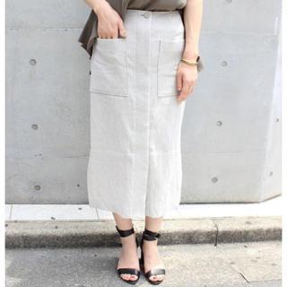 ノーブル(Noble)の未使用★ Spick and Span Noble スカート(ひざ丈スカート)