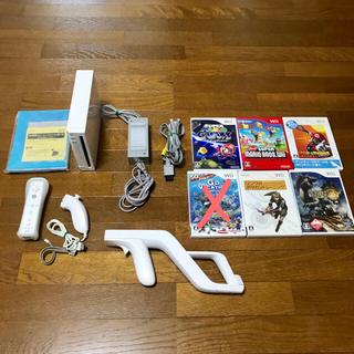 Wii - ★任天堂 Wii セット ソフト、周辺機器多数あり