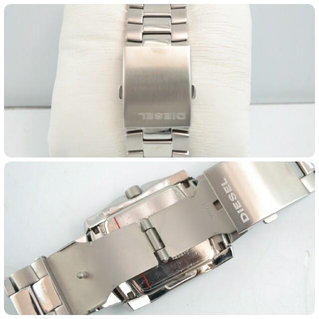 DIESEL(ディーゼル)の早い者勝ち【美品】DIESEL ディーゼル腕時計 ONLY THE BRAVE  メンズの時計(腕時計(アナログ))の商品写真