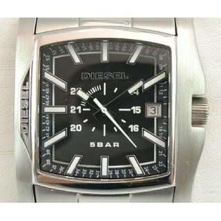 ディーゼル(DIESEL)の早い者勝ち【美品】DIESEL ディーゼル腕時計 ONLY THE BRAVE (腕時計(アナログ))