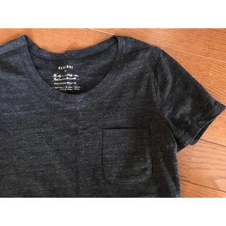 しまむら - 【CLOSSHI】新品未使用 黒 Tシャツ ポケT