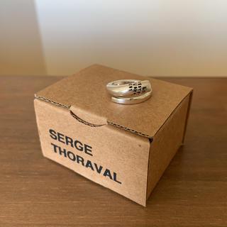アッシュペーフランス(H.P.FRANCE)の✴︎SERGE THORAVAL(セルジュトラヴァル)✴︎リング(リング(指輪))