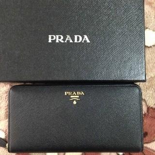 PRADA - プラダ PRADA 長財布