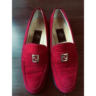 フェンディ(FENDI)のFENDI ローファー(ローファー/革靴)