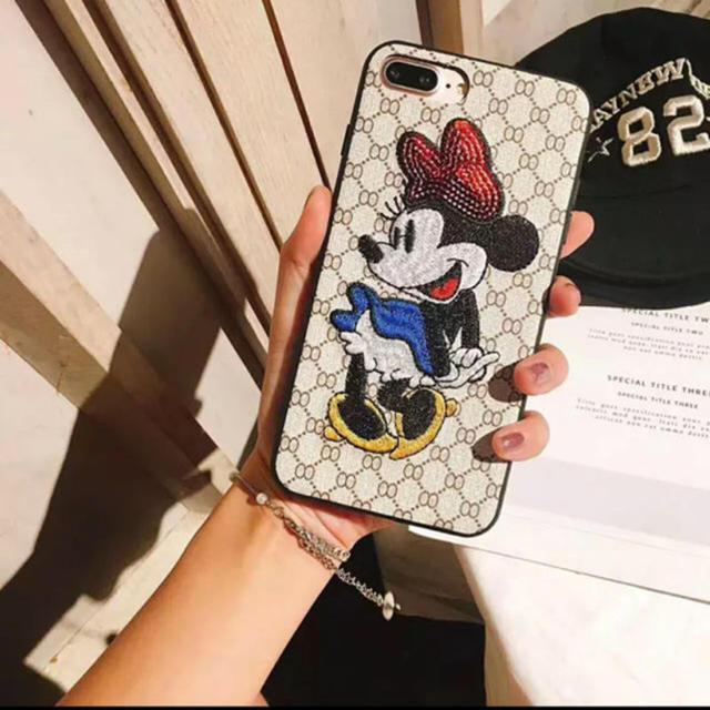 iphone 8 ケース 保護 / Disney - iPhone X ミニーちゃん ケースの通販 by 6/8まで発送お休みです🙇♀️|ディズニーならラクマ