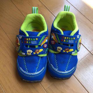 アンパンマン(アンパンマン)のアンパンマン靴★14.5★ブルー(スニーカー)