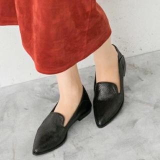 アーバンリサーチ(URBAN RESEARCH)の2wayローファー(ローファー/革靴)