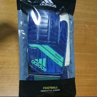 アディダス(adidas)のアディダス ジュニア キーパーグローブ size5号 プレデター  少年(その他)
