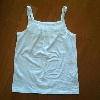 マザー(mother)のキャミソール  150(Tシャツ/カットソー)