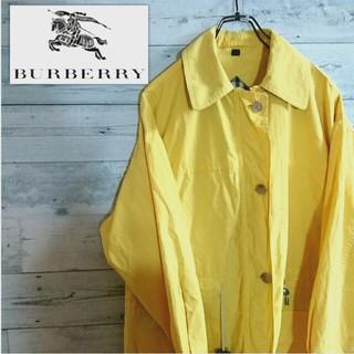 バーバリー(BURBERRY)の90s Burberrys ジップアップジャケット サイズL(ブルゾン)