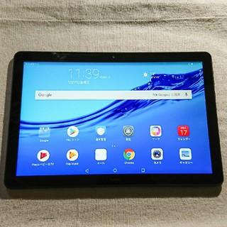 アンドロイド(ANDROID)のSIMフリー MediaPad T5 LTE/Wi-Fi Huawei(タブレット)