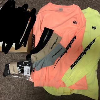 アディダス(adidas)のcalabasas ロンT ソックス まとめ売り(Tシャツ/カットソー(七分/長袖))