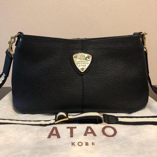 de114a2b47c5 アタオ(ATAO)のATAO アタオ チヴィ ブラック ショルダーバッグ(ショルダーバッグ)