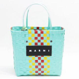 d0d0b69f9c8a マルニ(Marni)の新品 正規品 マルニ フラワーカフェ ピクニックバッグ トートバッグ モザイク